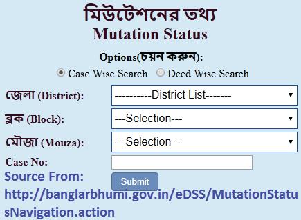 Banglarbhumi Mutation