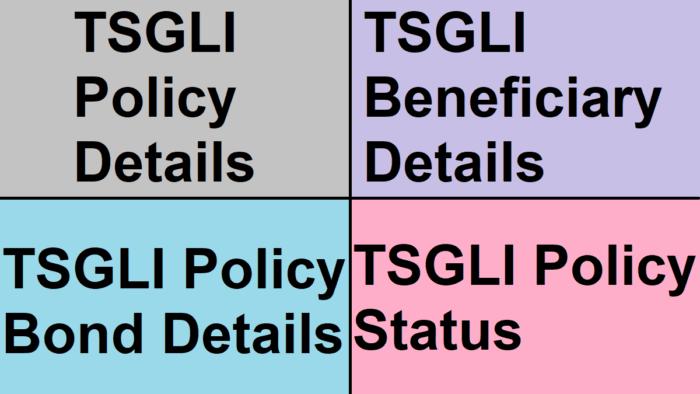 TSGLI.telangana.gov.in