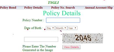 tsgli policy details