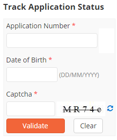 pan card application status by emudra