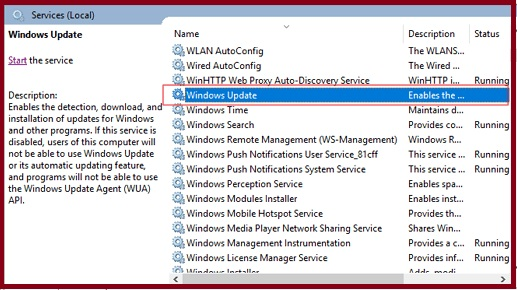 disable windows 10 os updates