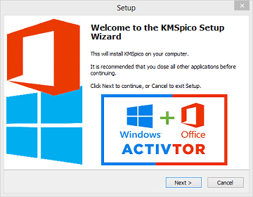 KMSpico 10/11 Activator exe file