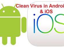 clean virus in iOS