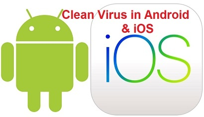 clean virus in iOS