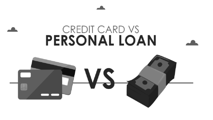 Credit Card vs Personal Loan